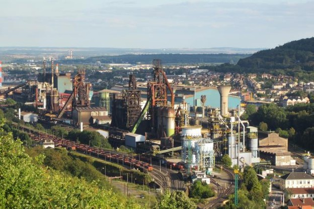 Pour le comité de suivi, ArcelorMittal a procédé à «une amélioration de la productivité et de la compétitivité des équipements du site de Florange». (Photo: DR)