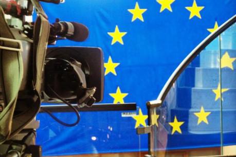 Le débat électoral européen, cette fois, occupe seul le devant de la scène. (Photo: Junckerepp)