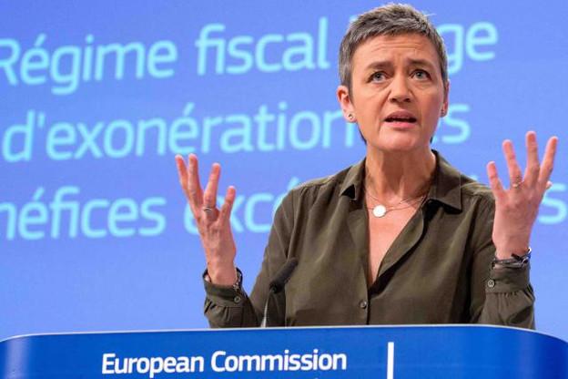 Margrethe Vestager, commissaire européenne à la Concurrence, soupçonne le groupe français d'avoir bénéficié «d'un avantage injustifié»via des rulings au Luxembourg. (Photo: Licence C.C.)