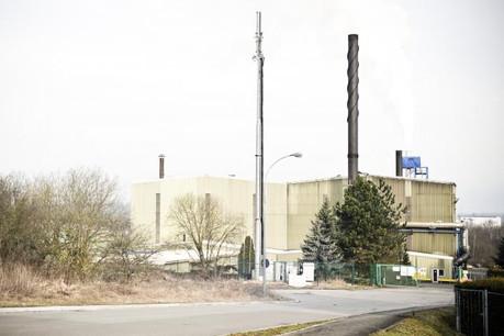 Catalyst Recovery Europe (Prorocel) à Rodange fait partie des sites Seveso à seuil haut pour les dangers liés aux produits utilisés. ( Photo : David Laurent / Wide / archives )