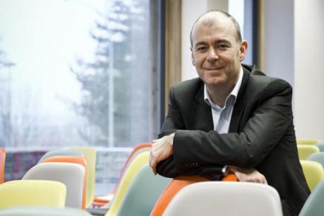 Éric Cavalli (Directeur des ressources humaines, Editus) (Photo : David Laurent/Wili)