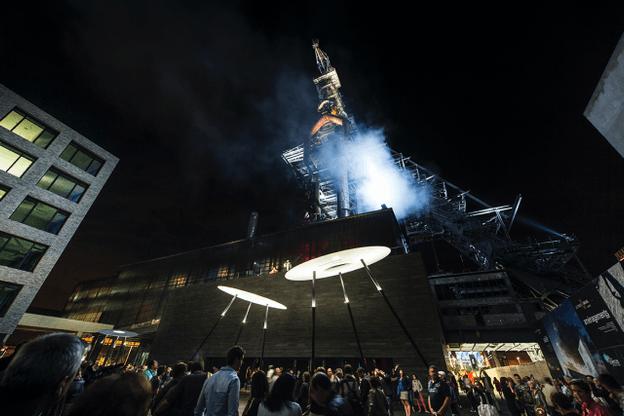 La Cité des sciences fera partie des sites de la capitale européenne de la culture. (Photo: Patrick Galbats)