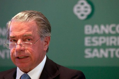 Ricardo Salgado, le fondateur et ex-CEO de BES, n'a pas été autorisé à se déplacer au Grand-Duché pour témoigner devant les enquêteurs luxembourgeois. (Photo: Segurido de creditos)
