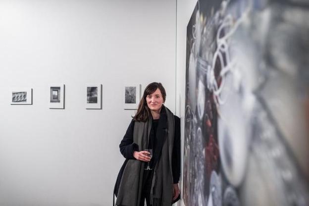 Le jury a apprécié «la subtilité du travail, la cohérence de la démarche artistique et la qualité plastique de la photographie» de Laurianne Bixhain. (Photo: Mike Zenari)