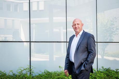 Yves Reding considère la transformation digitale comme «un TGV qui va à 500 à l'heure et ne cesse d'aller de plus en plus vite». (Photo: LaLa La Photo / archives)