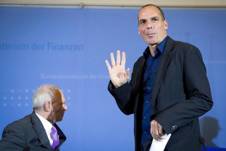 Nouveau coup de théâtre avec l'annonce de la démission du ministre des Finances grec.  (Photo: Licence CC)