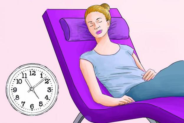 Christine Hansen: «Le besoin de sommeil est très personnel, il faut compter entre 6h et 9h par nuit, selon les individus.» (Illustration: Hadi Saadaldeen / Maison Moderne)
