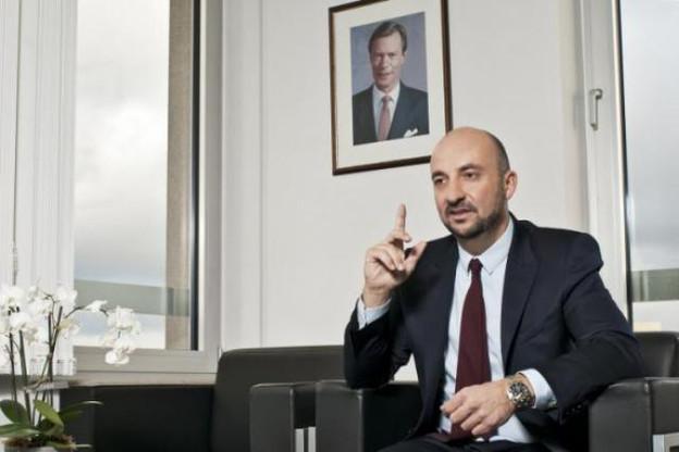 Étienne Schneider prend ses fonctions ce mercredi comme ministre de l'Économie et du Commerce extérieur. (Photo: Andrés Lejona/archives)