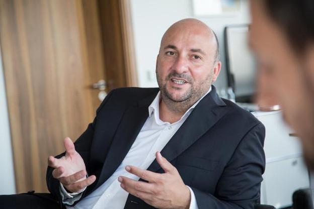 Le ministre de l'Économie, Étienne Schneider, est plutôt positif au sujet de la venue de Google au Luxembourg. (Photo: Maison moderne / archives)