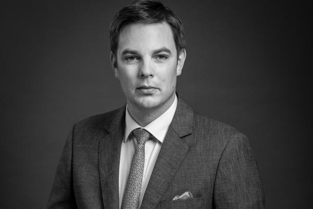 Tom Rasqué, Associate Director, Head of Business Development Luxembourg credit photo : Lombard International Assurance