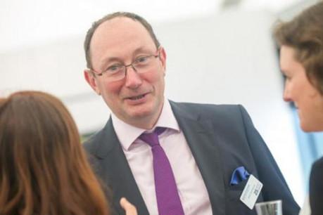 Mark Evenepoel, CEO d'Euroscript, évoque les perspectives à renforcer en absorbant la société belge. (Photo: archives paperJam)