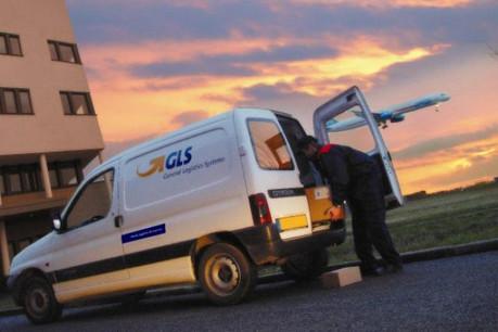 Les camionnettes GLS roulent désormais depuis Habay, et non plus depuis Sandweiler. (Photo: GLS)
