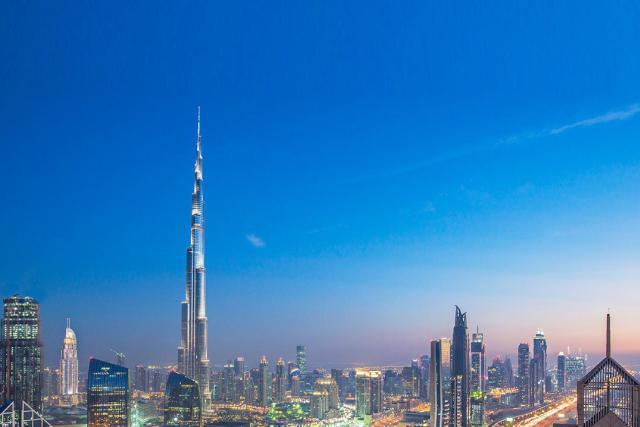Dubaï, la ville la plus peuplée des Émirats arabes unis, accueillera l'exposition universelle de 2020.  (Photo: visitdubai.com)