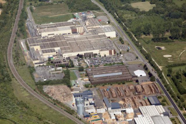 ExxonMobil (ici, le site de Virton) gère une partie de ses opérations depuis Luxembourg. (Photo : Idélux)