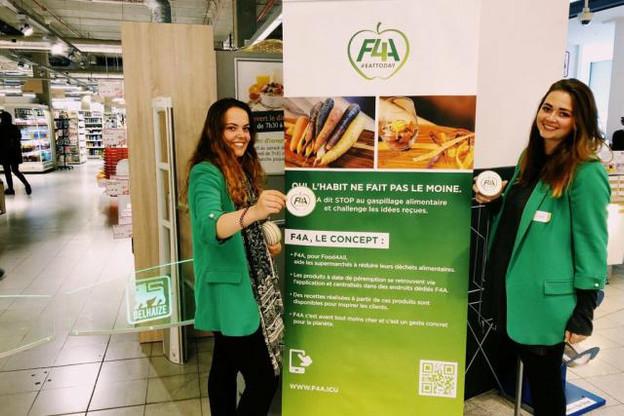Les deux jeunes fondatrices de F4A, Ilana Devillers et Xénia Ashby, disent avoir reçu des premiers retours très encourageants de leurs partenaires et ont l'ambition de se développer rapidement au sein du Grand-Duché. (Photo: DR)
