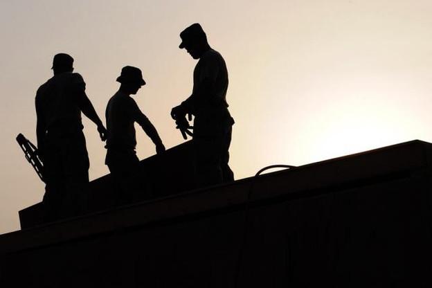 Les travailleurs extérieurs sont les plus susceptibles de souffrir de la chaleur.  (Photo: Licence C.C.)