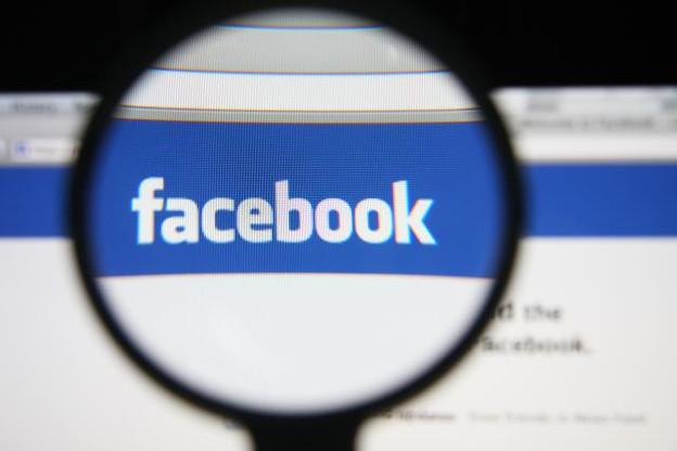 Facebook a publié la semaine dernière des résultats qui confirment la décélération de sa croissance en termes de chiffre d'affaires. (Photo: Shutterstock)