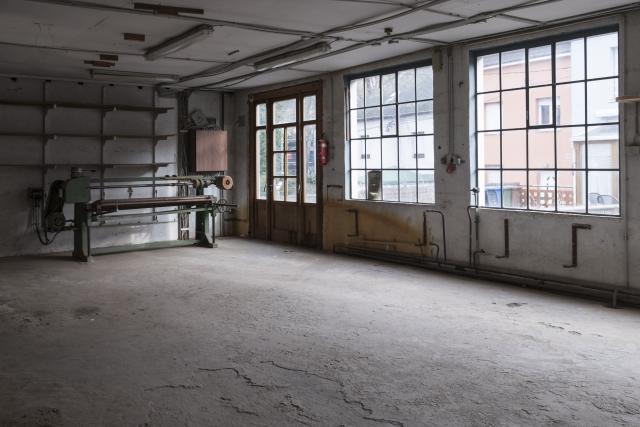 Facilitec sera logé dans une ancienne menuiserie désaffectée située à Esch-sur-Alzette, près de la gare. (Photo: Vincenzo Cardile)