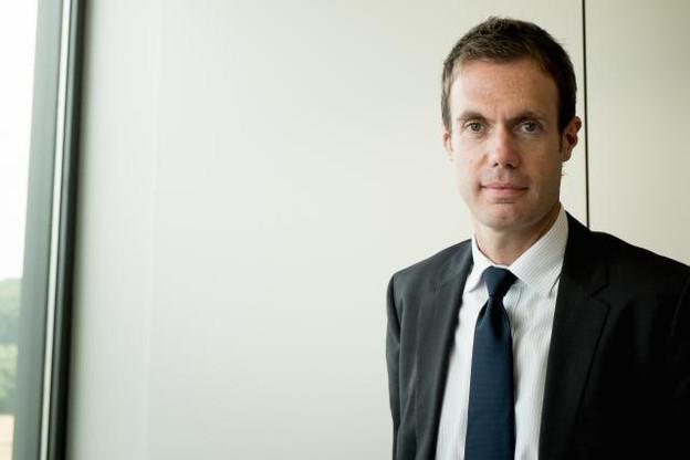 Entrepreneur. Émanant d'un Big Four où il était associé, Stéphane Haot entend faire partager sa culture entrepreneuriale chez SGG. (Photo: Jessica Theis)