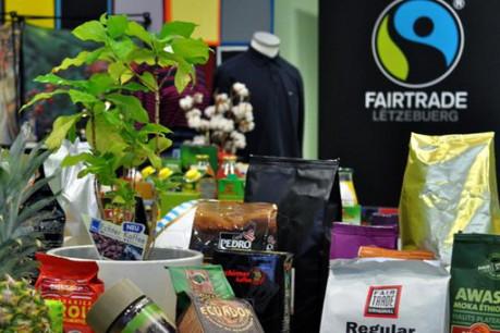 Le chiffre d'affaires du commerce équitable au Luxembourg a franchi le seuil des 10 millions d'euros. (Photo: Fairtrade)