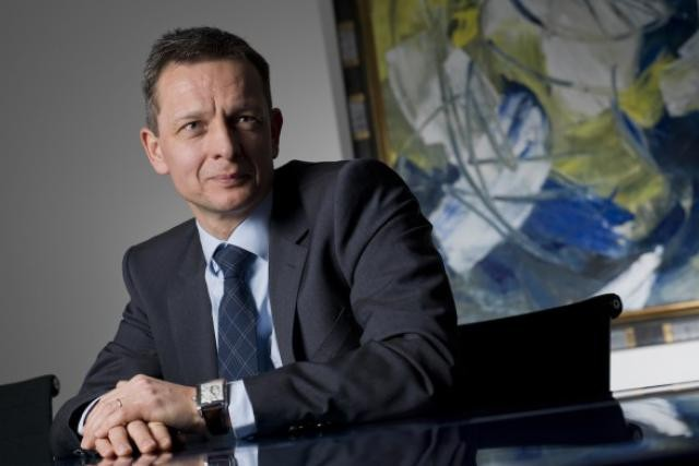 Guy Ertz: «La crise financière a augmenté les risques de déflation.» (Photo : archives paperJam)