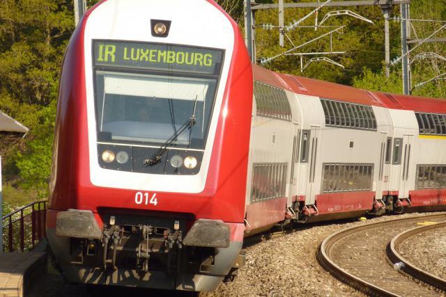 À compter du mercredi 17 février et «jusqu'à nouvel ordre», les usagers de la ligne 70 devront prendre l'habitude de prendre le bus au lieu du train pour leurs trajets, du lundi au samedi. (Licence C.C.)
