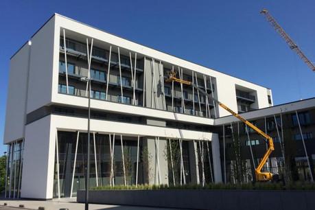 Fédérale Assurance devient propriétaire de la plus grande résidence pour étudiants de Belval. (Photo: DR)