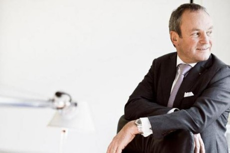 Fernand Ernster, directeur général, Librairie Ernster (Photo : David Laurent/Wide)