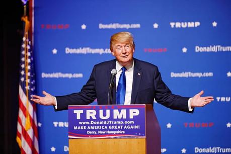 Le président américain Donald Trump signe sa première réforme d'envergure et satisfait le milieu économique qui l'a soutenu durant la campagne. (Photo : DR)