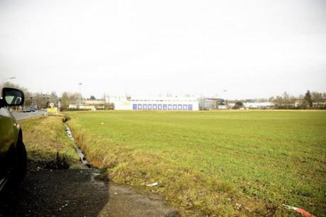 Le bâtiment, en bordure du Ban de Gasperich, affichera l'enseigne Colruyt. (Photo : David Laurent / Wide / archives)