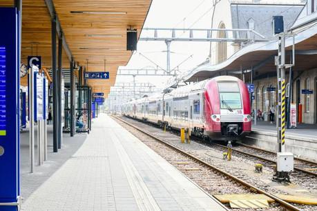 Les réparations sont terminées et les trains circulent normalement entre le Luxembourg et la France. (Photo: Shutterstock)
