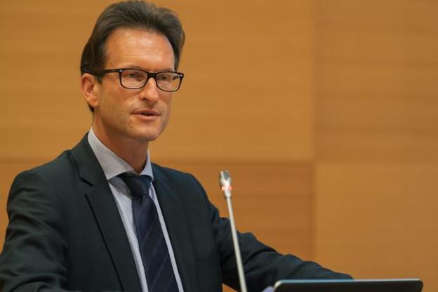 Carlo Thelen, directeur général de la Chambre de commerce. (Photo: Maison moderne / archives)