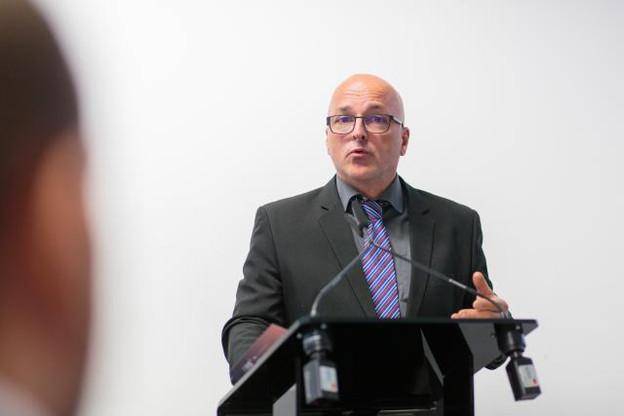 François Scherer, Business developer chez Firis. (Photo: Matic Zorman / archives)