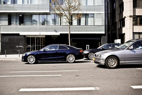 Les voitures de société représentent 1.300 emplois directs et indirects, préviennent les professionnels du secteur. (Photo: David Laurent / archives)