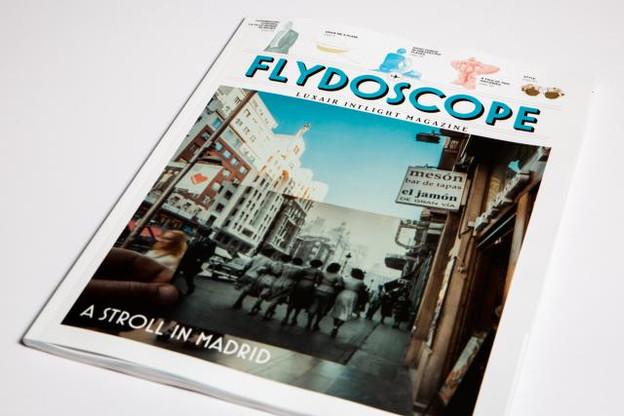 Le premier Flydoscope de l'année est disponible dès ce jeudi 3 mars. (Photo: Maison Moderne Studio)
