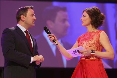 Lors des Media Awards 2014, Xavier Bettel faisait l'une de ses premières grandes apparitions en public en tant que ministre des Communications et des Médias. (Photo: paperJam / Archives)