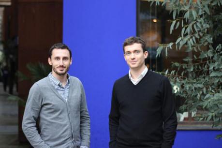 Benjamin Casseron et son associé, Damien Tourrette, fondateurs de Kskills (Photo: archives paperJam)
