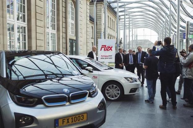 Initialement prévue pour le 6 décembre, la mise en place du service Flex a été repoussée au début d'année prochaine. (Photo: Sébastien Goossens/archives)