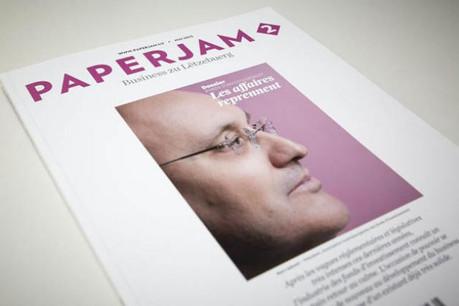 Le président de l'association luxembourgeoise des fonds d'investissement a été interviewé pour le dossier «Fonds d'investissement» de Paperjam2. (Photos: Maison Moderne Studio)