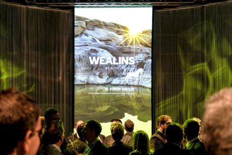 Le groupe Foyer a fêté l'introduction de sa nouvelle entité Wealins ce jeudi soir. (Photo: Julien Becker / archives )