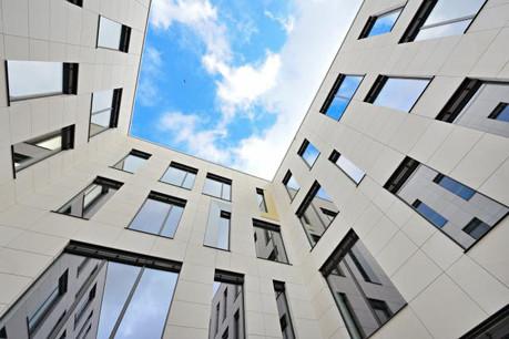 Foyer est propriétaire à 100% du bâtiment Dyapason. (Photo: Foyer)
