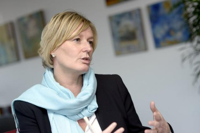 Francine Closener: «Le gouvernement doit donner le bon exemple.» (Photo: Christophe Olinger / archives)