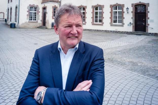 À 59 ans, Frank Arndt a fait le choix de privilégier sa fonction de bourgmestre de Wiltz à celle de député. (Photo: Christophe Olinger / archives)