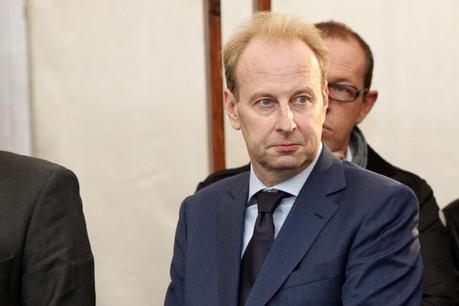 Yves Bouvier resterait actionnaire du port franc luxembourgeois. (Photo: Olivier Minaire/ archives)