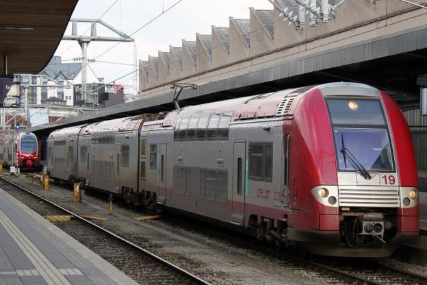 Le matériel mis à disposition de la SNCB est en parfait état, réplique-t-on du côté luxembourgeois. (Photo: CFL/Paperjam archives)
