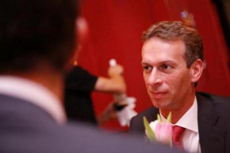 Marc Payal (Fujitsu Technology Solutions): «Sur l'année 2011, notre staff s'est élargi de 33 personnes» (Photo : Julien Becker/archives)