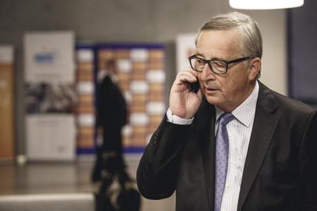 Jean-Claude Juncker se dit triste que le Luxembourg ne partage pas son approche en ce qui concerne la taxation de l'économie du numérique. (Photo: Maison Moderne/ archives)