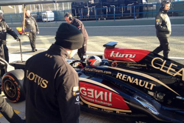 Genii Capital contrôle l'écurie de F1 Lotus.  (Photo: Lotus Cars)
