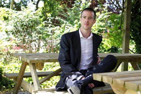 Andrew Sheridan (ICF Luxembourg) (Photo : Olivier Minaire)