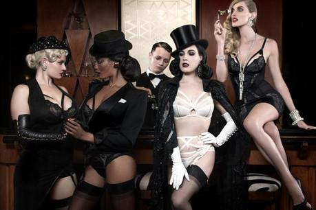 Le glamour à la française, via la vente en ligne de lingerie, veut se faire mieux voir du monde. Et ce depuis Luxembourg. (Photo: Glamuse)